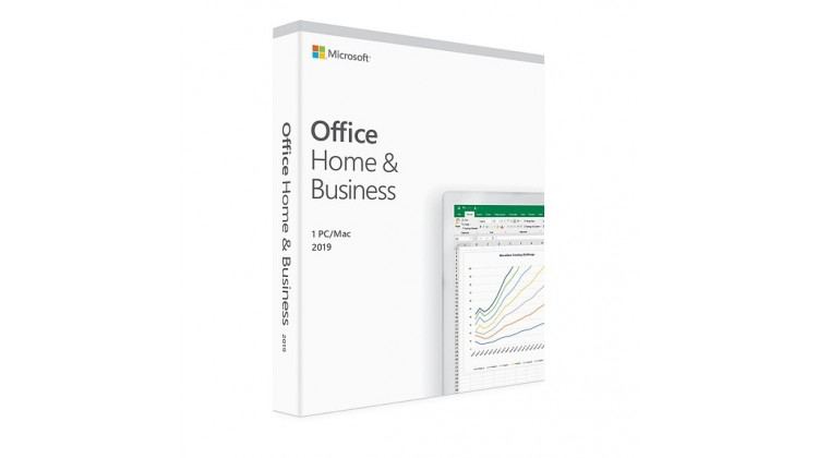 Microsoft Office Home & Business 2019 PL